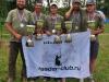 Команда ФКМ Микадо, второе место в командном зачете на соревнованиях Чемпионат Москвы 4-5 августа 2012