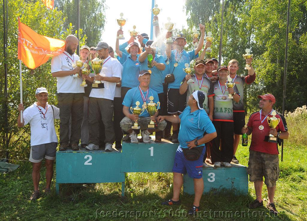 Победители и призеры соревнований Чемпионат Москвы 2013