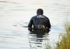 Подводный охотник на соревнованиях Чемпионат Москвы 2013