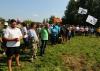 Спортсмены на построении на соревнованиях Чемпионат Москвы 2013
