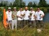 Спортсмены из команды Пеликан-ФТ-Ситилинк на соревнованиях Чемпионат Москвы 2013