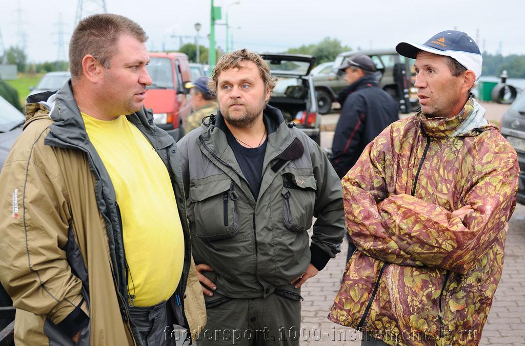 Спортсмены на открытии соревнований Кубок Москвы 2013, тандем