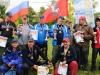 Победители и призеры соревнований Кубок Москвы 2013, тандем
