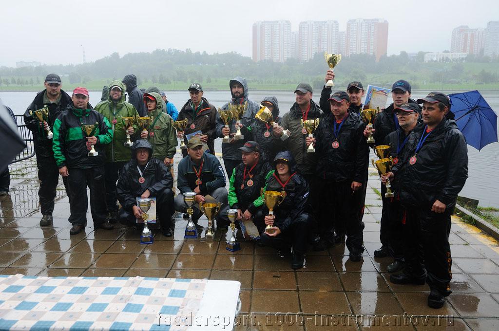 Победители и призеры на соревнованиях Кубок Москвы 2013