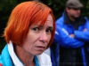 Мария из команды Алгоритм на соревнованиях Кубок Москвы 2013