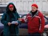 Сергей открывает соревнования МЭ-4 2009