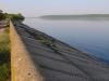 Дамба Воронежского водохранилища