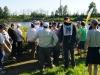 Расход по секторам на Чемпионате Московской области 2015