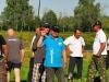 Спортсмены на закрытии соревнований Чемпионата Московской области 2015