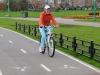 Нарушительница правил дорожного движения