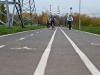 Велосипедные дорожки в Марьинском парке