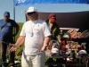 Сергей Орлов говорит речь на соревнованиях Весенний Кубок Русфишинга 2009