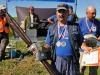 Третье место  на соревнованиях Весенний Кубок Русфишинга 2009 в личном зачете у Олега Осипенко
