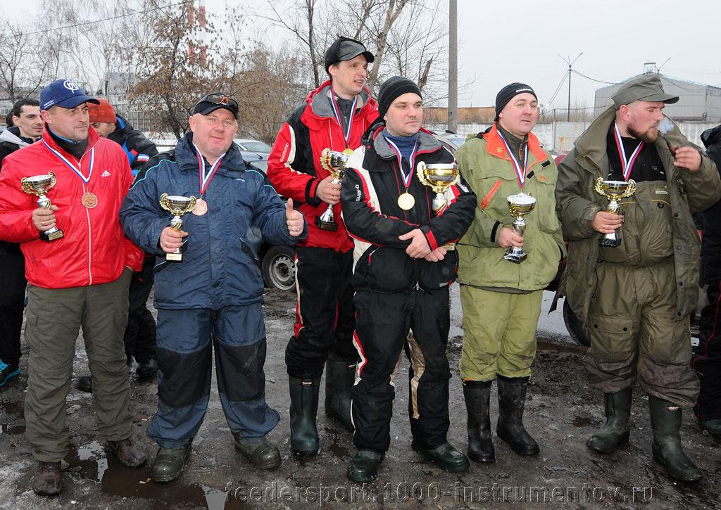 Победители и призеры Весеннего кубка МФК 2013