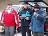 Сергей Орлов готовится к награждению призеров Москворецкого Экстрима II этапа в личном зачете