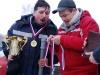 Награда нашла своих героев, за призовые места в Москворецком Экстриме II этап, 9 января 2009 года