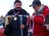 Награда нашла своих героев за призовые места в Москворецком Экстриме II этап, 9 января 2009 года
