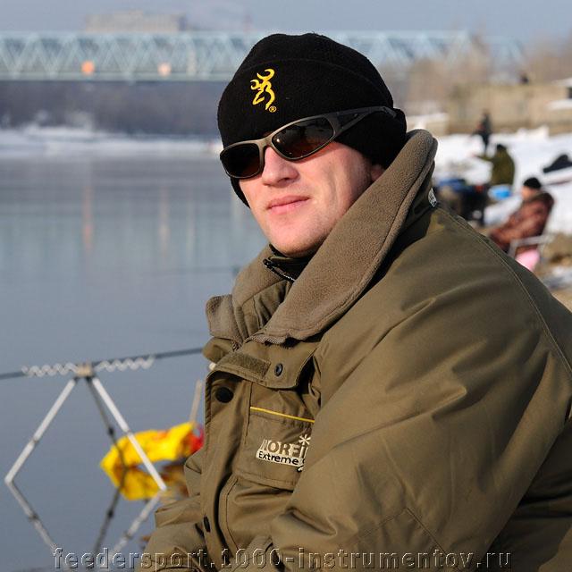 Виталий на тренировке 17.02.2013