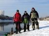 Спортсмены из команды Типтоп на тренировке 17.02.2013