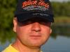 Михаил Дунаев на тренировке сборной России по фидеру  25.06.2013